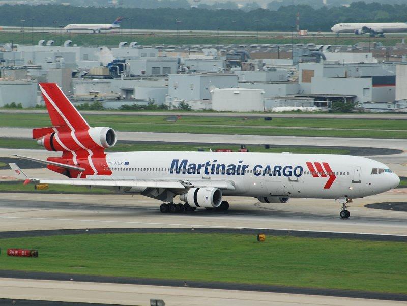 Martinair Cargo McDonnell Douglas MD-11CF (PH-MCR)