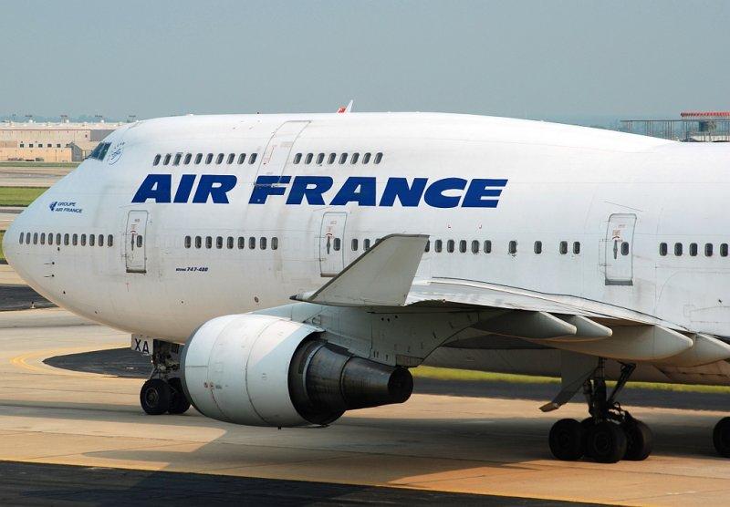Air France Boeing 747-4B3 (F-GEXA)