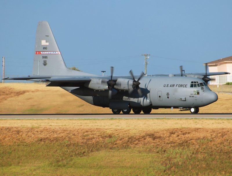 US Air Force (Tennessee Air National Guard) Lockheed C130 (89-1185)