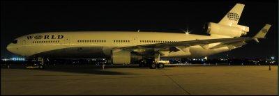 World Airways McDonnell Douglas MD-11(N804DE) **Panoramic**