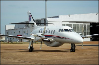 Brac Express BAE-Jetstream 31 (VP-CEX)