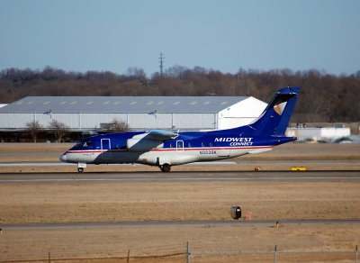 Midwest Connect Fairchild-Dornier 328 (N353SK)