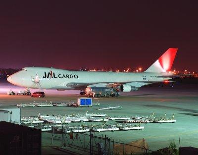 Japan Airlines-JAL Cargo Boeing 747-246F/SCD (JA8171)