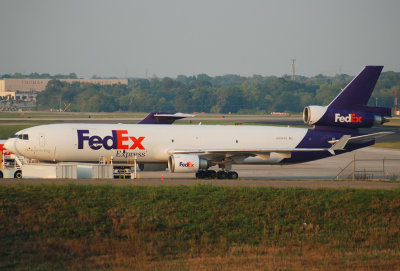 FedEx Express McDonnell Douglas MD-11F (N595FE)