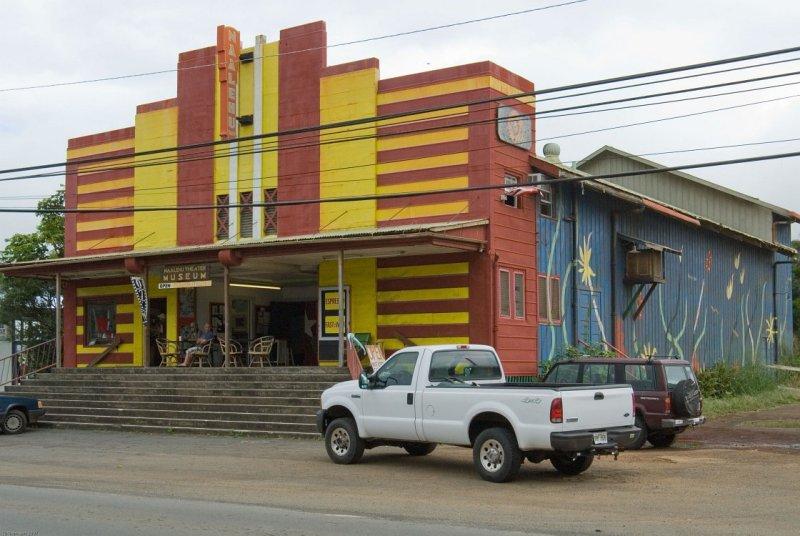 N1940 Na`alehu Theater and Museum