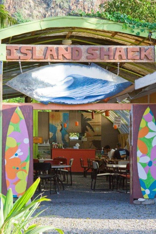 C2173 Island Shack Restaurant