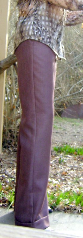 Sideview Cuffed Pants
