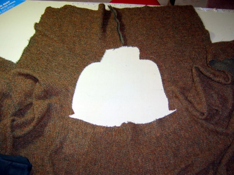 Collar/Front/Lower Back