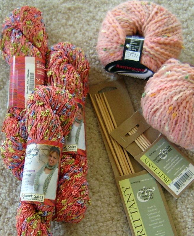 Louet Celebrity & Austermanns Soft Wool