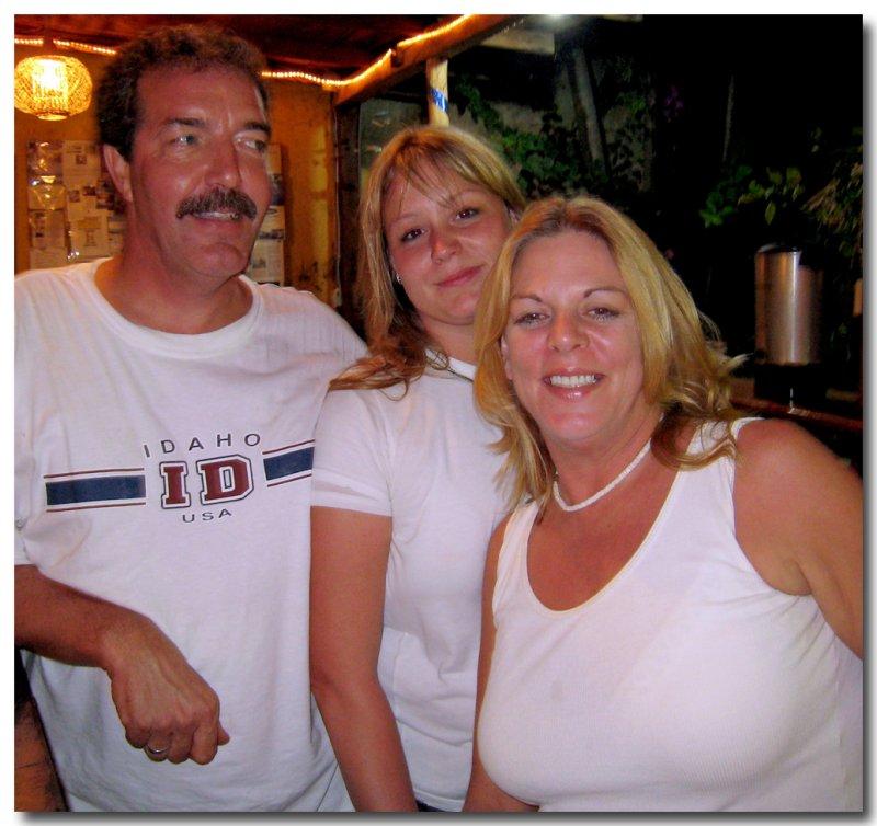 Kelvin, Brittin, Sue