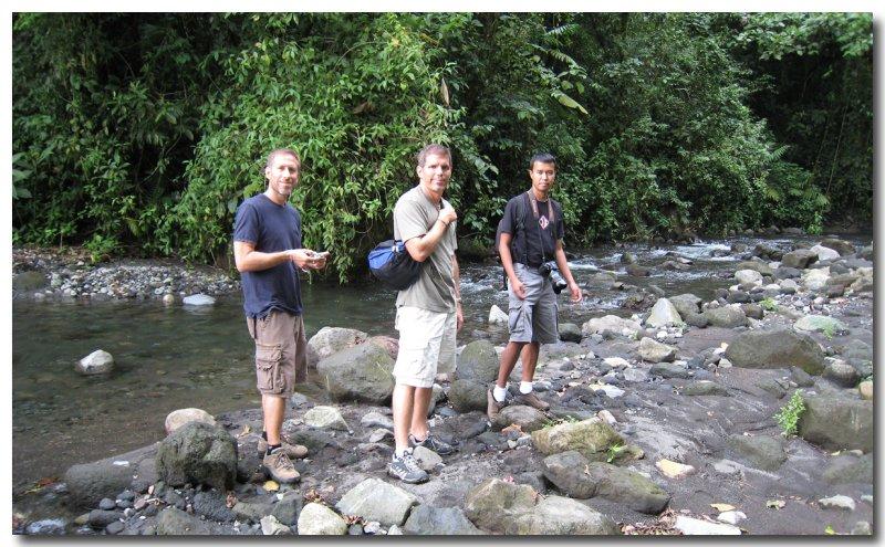 Brian, Joe, Cesar
