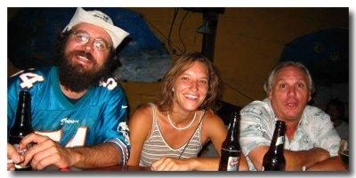 Shaun, Simone, Jim