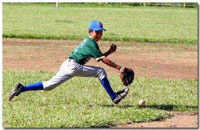 Little League Practice In SJDS, Nicaragua