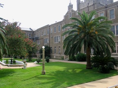 The Courtyard - August 2007