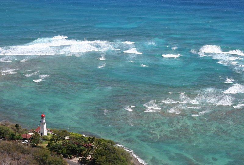 Diamond Head - Shore & Lighthouse