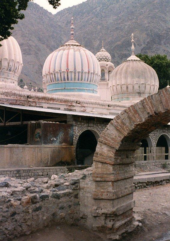 Chitral Shahi Mosque