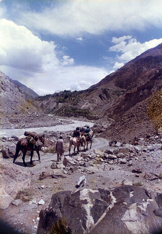 Yarkhun River