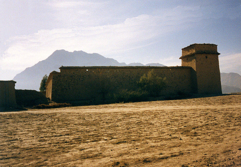 A fort/home in Bajaur-FATA