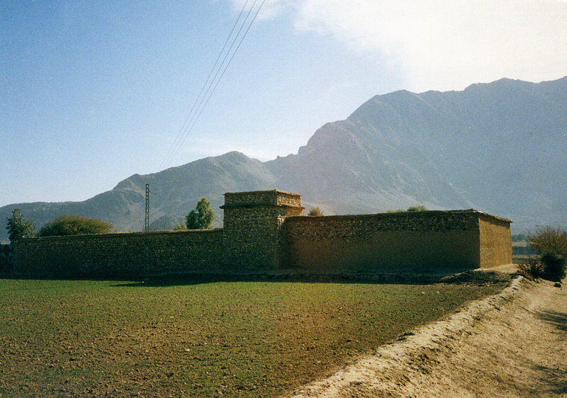 Another Bajaur fort/home-FATA