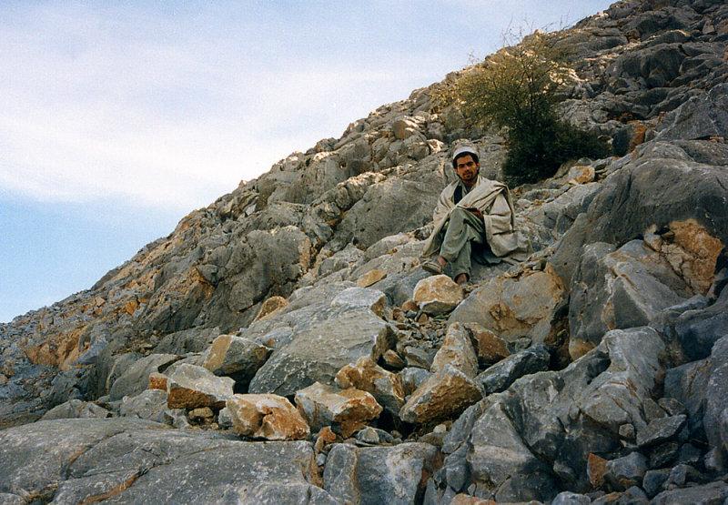 On the rocks-FATA