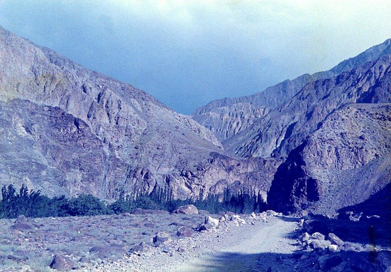 Road to Gilgit
