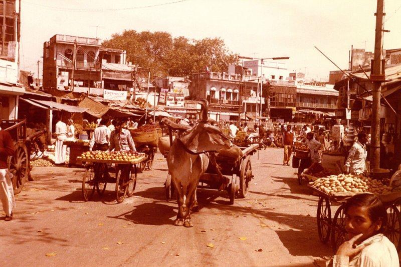 Pahar Ganj Main Bazaar