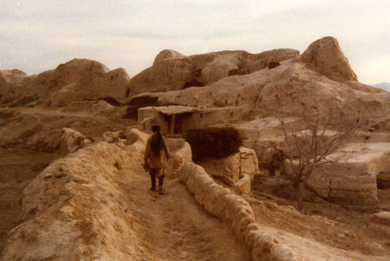 Walls of Balkh