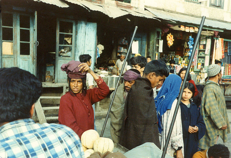 Bazaar - Dal Gate