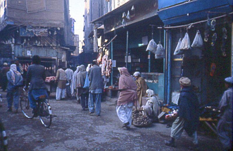 Hashtnagri-Jenda Bazaar
