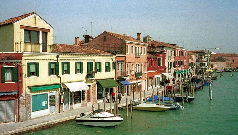 Burano, Venice (Venezia): 2000