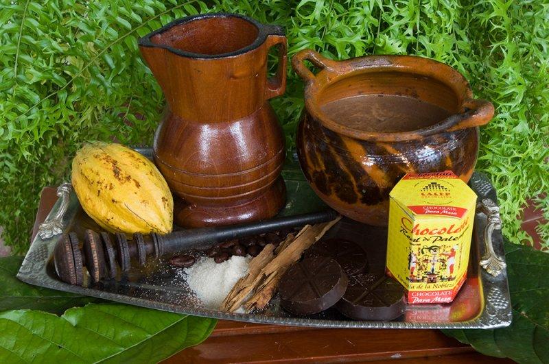 Cacao Still Life