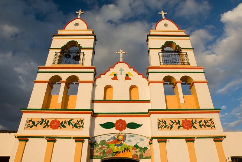 Church at Ayapa-1