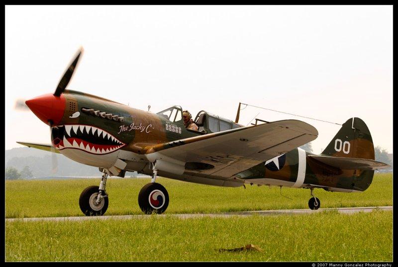 Curtis P-40M Kittyhawk