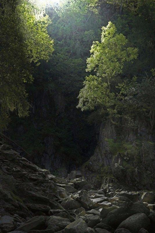 The Passage of Light
