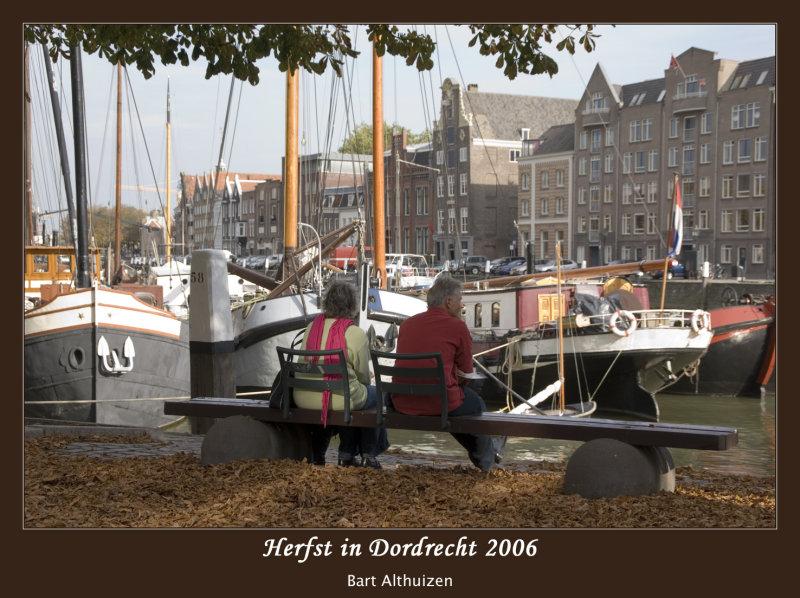 Autum in Dordrecht 2006
