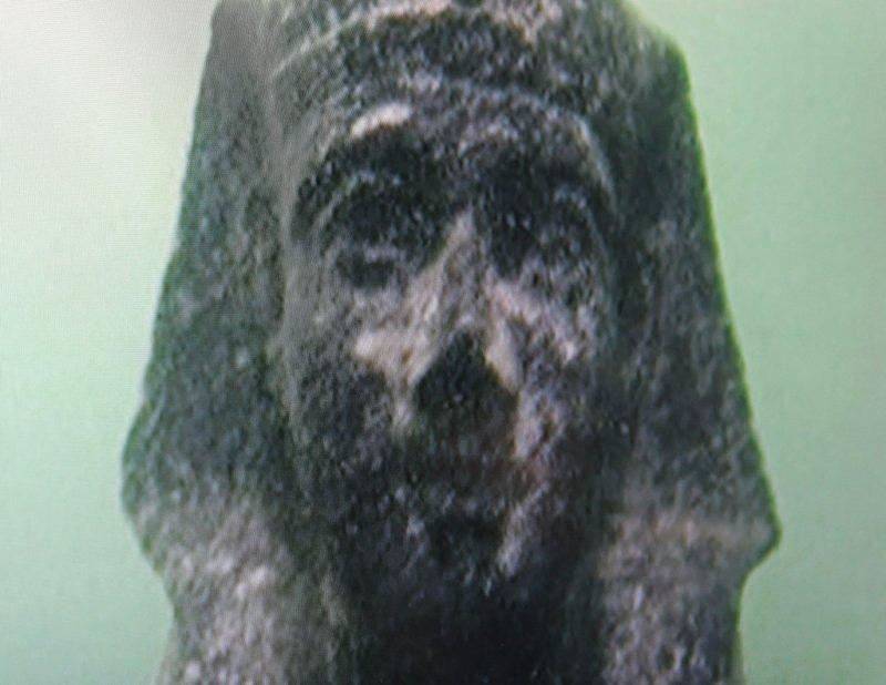 Image extraite dun film présentant les recherches sous-marines de léquipe française