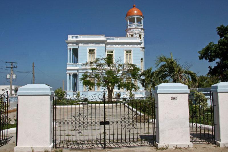 Colonial mansion, Punta Gorda