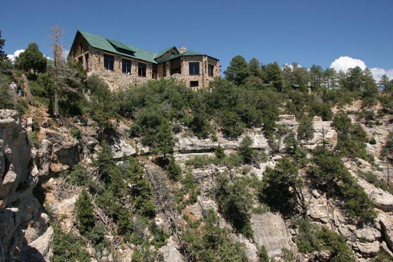 Grand Canyon Lodge, North Rim, Grand Canyon, Arizona