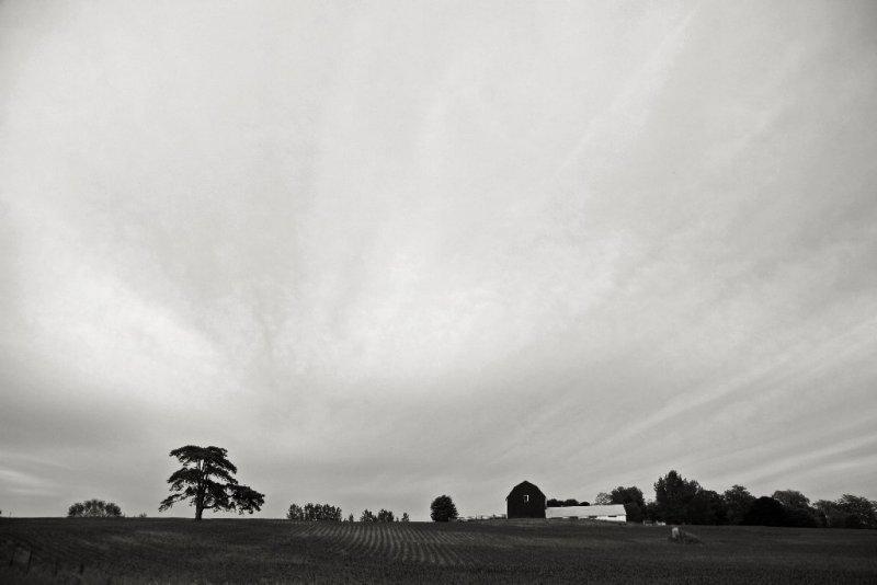 Farm Scene, Bowmanville, Ontario