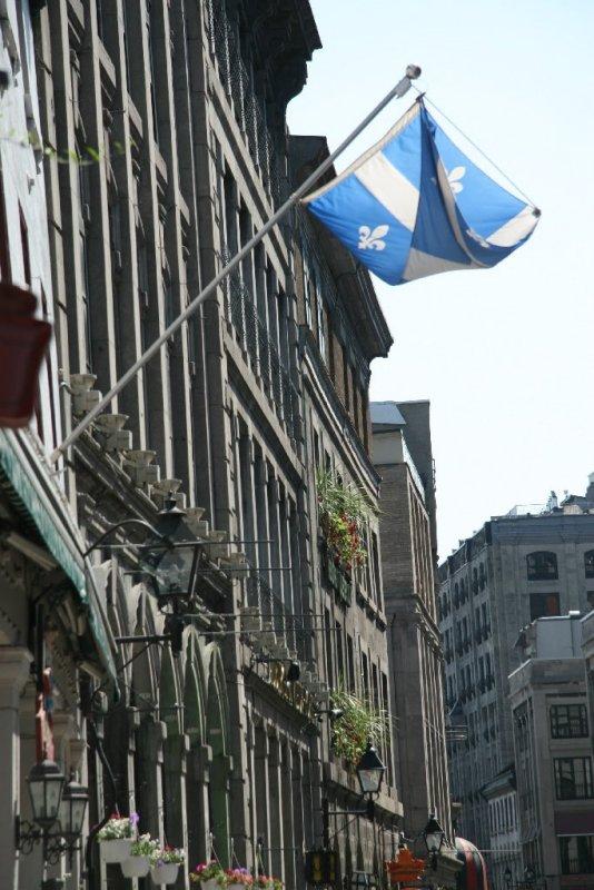 Québec Flag, Montréal