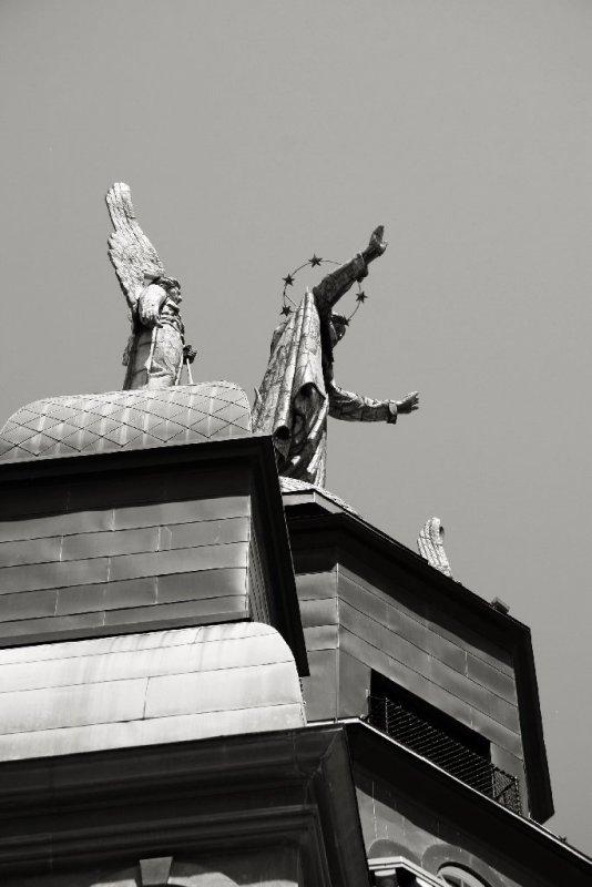 Chapelle Notre Dame de Bon Secours, Montréal