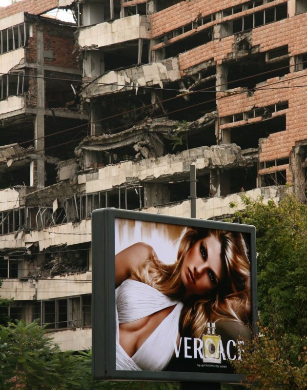 War and peace in Belgrade