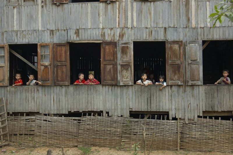 School, fishermans village