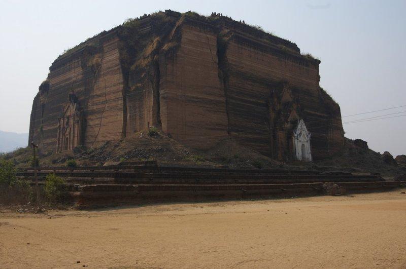 Unfinished Mingun Paya