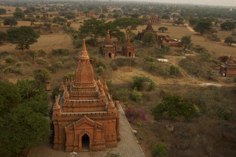 View, Bagan