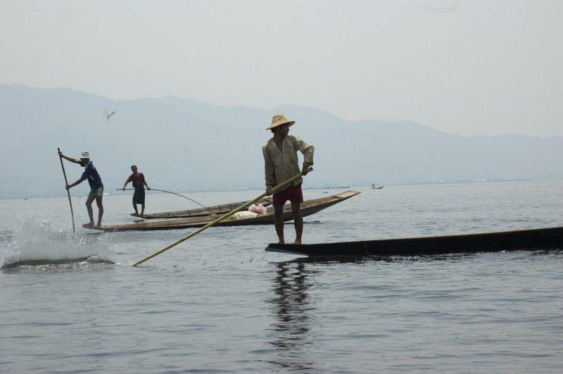 Fishermen, Inle Lake