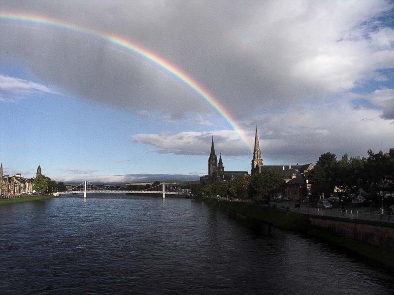 14th October Rainbow