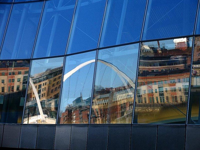 Newcastle reflections