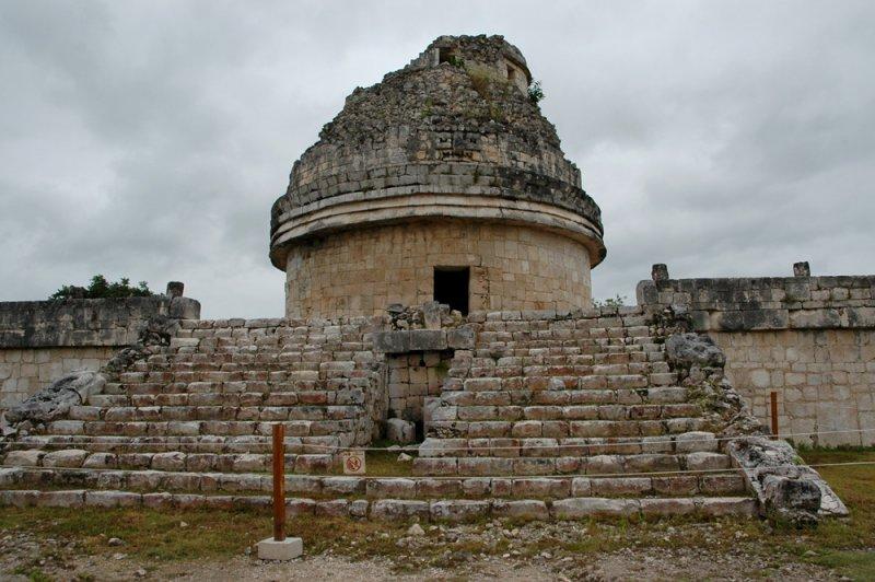 The Observatory - Chichén Itzá