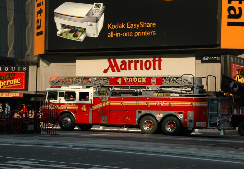 Homage to the FDNY